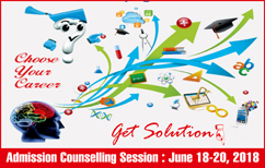 Admission Counselling Session