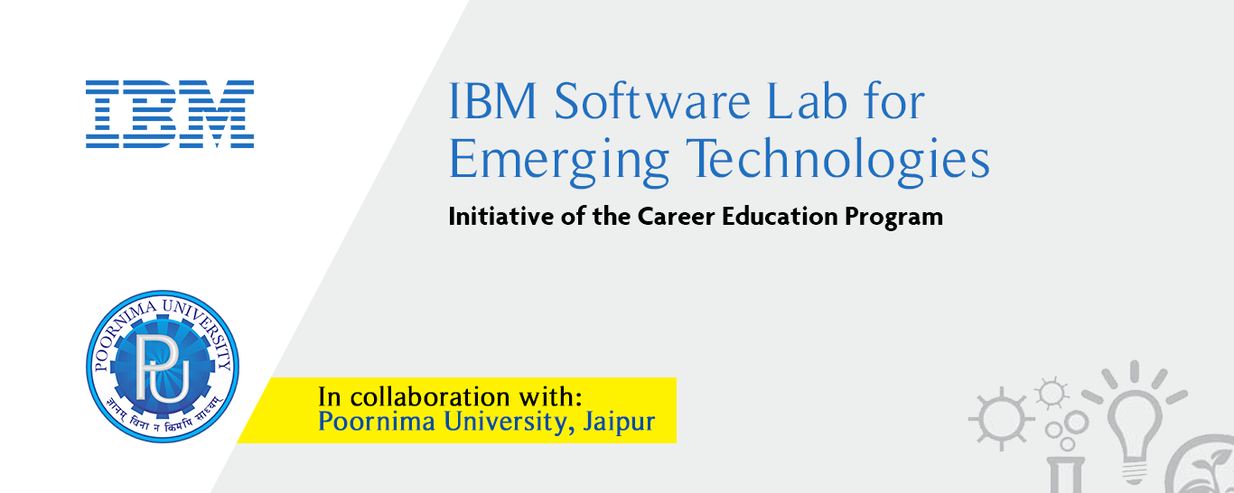 Value added Programs with IBM | Poornima University