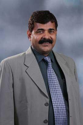Dr. Suresh Kumar Padhy